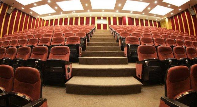 سالن آمفی تئاتر هتل سیمرغ