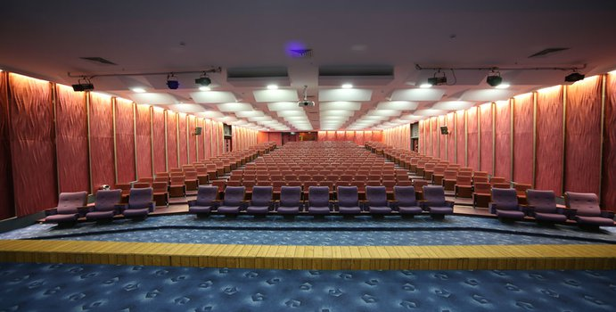 مرکز همایشهای بین المللی هتل بزرگ ارم