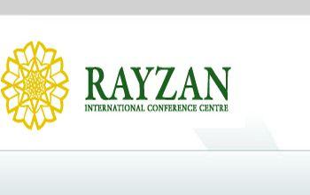 لوگوی مرکز همایشهای بین المللی رایزن