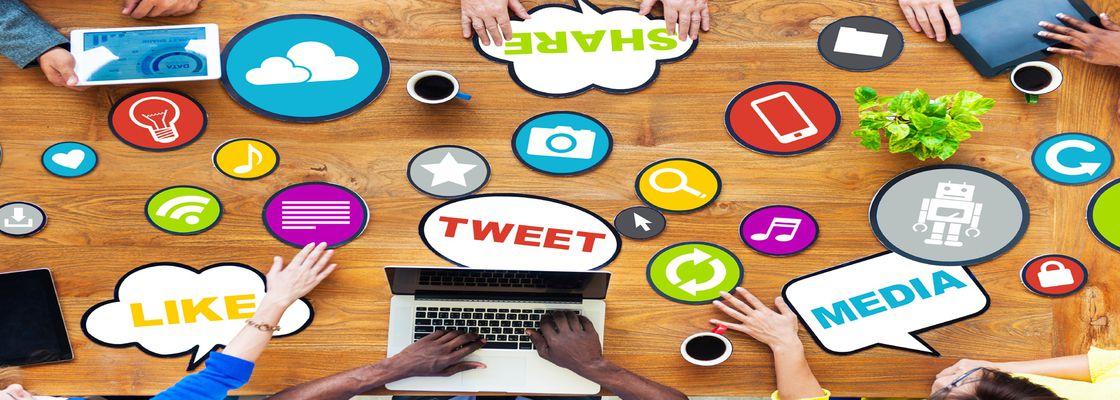 بازاریابی کنفرانس از طریق رسانه های اجتماعی